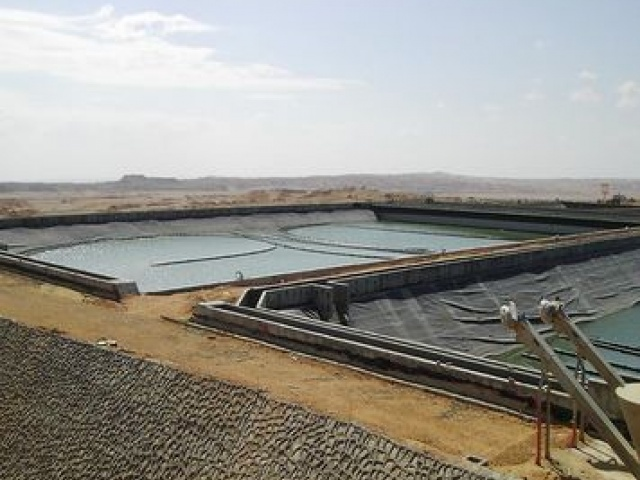 Waste Water Treatment west extension of 6 october